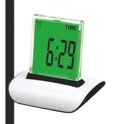 Elektroniczny zegarek, budzik LED LCD CLOCK