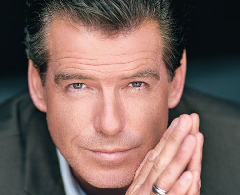 Pierce Brosnan...why couldn't we have you in more 007 movies? Alas...