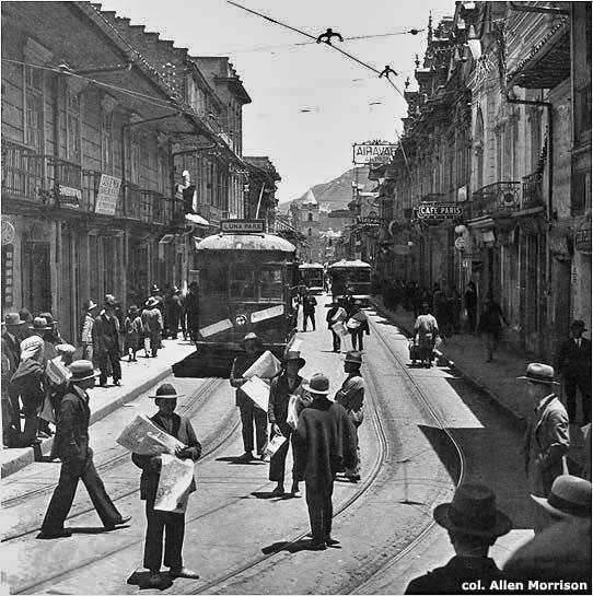 LOS TRANVÍAS DE COLOMBIA