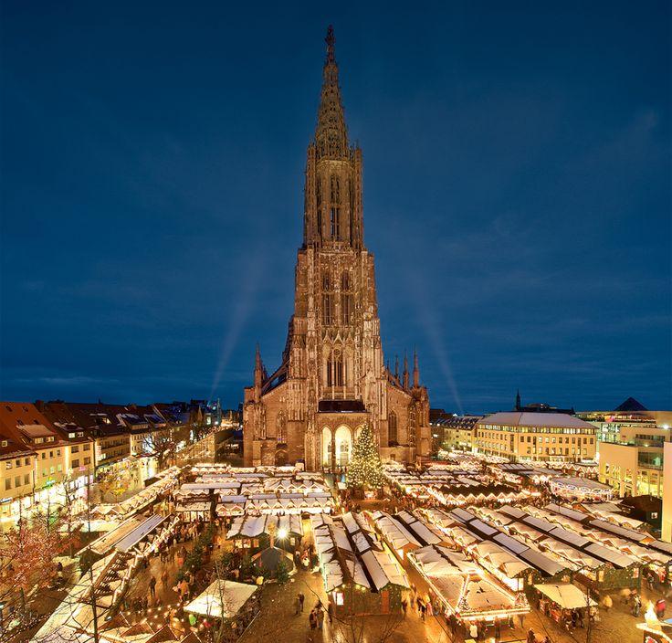 Ulmer Weihnachtsmarkt #ulm #weihnachtsmarkt #christmasmarket #germany #bawü #badenwürttemberg #xmas