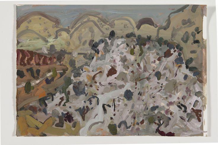 Elisabeth Cummings-From Grindells Hut Gammon Ranges III
