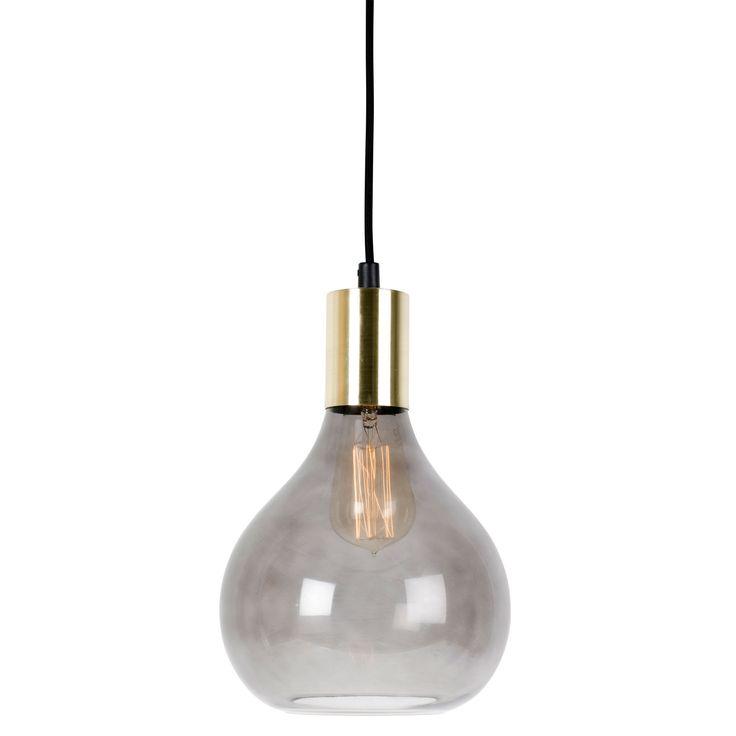 Hängande lampa DROP - Lagerhaus.se