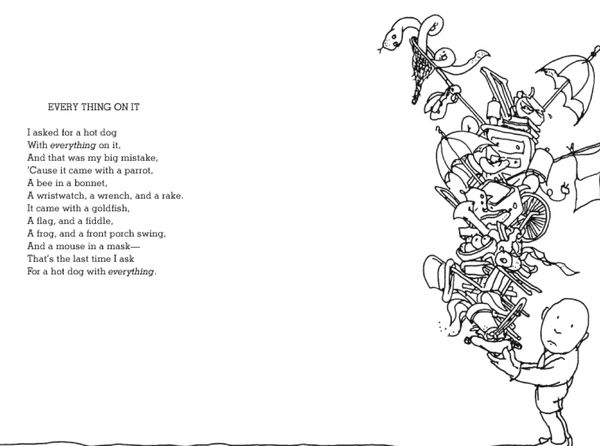 Shel Silverstein Famous Poems: 70 Best Images About Grade 1 & 2: Poetry On Pinterest