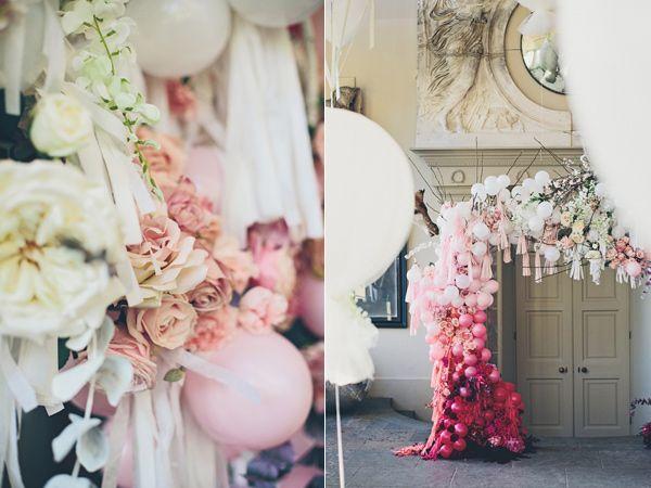 magic ballerina wedding inspiration - photo by Jessica Withey Photography http://ruffledblog.com/magic-ballerina-wedding-inspiration