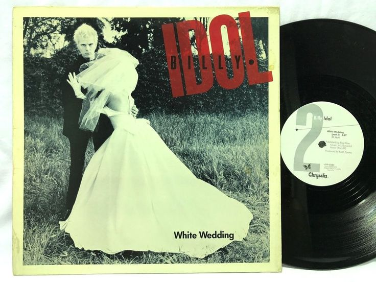Best 25 Billy Idol White Wedding Ideas On Pinterest Tour And Rebel Yell