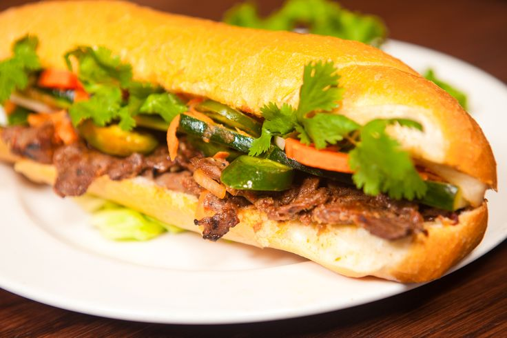 Dallas Food and Dining | Pho Colonial | Serving authentic street foods of Southern Vietnam and offering the traditional soup as well as bánh mì sandwiches, bún dishes.......best Vietnamese sandwich ever! They have them in Rochester too!