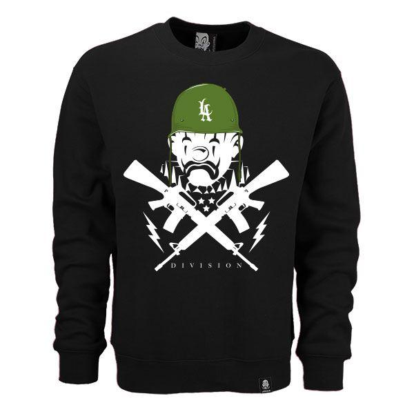 Joker brand sweater