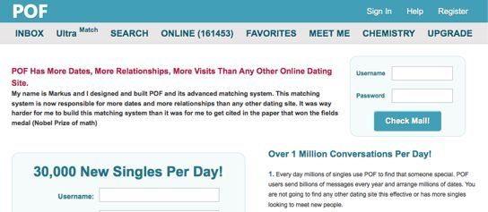 30 Popular Dating Sites