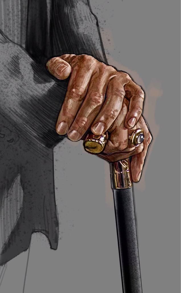 The Hands of Mr. Gold
