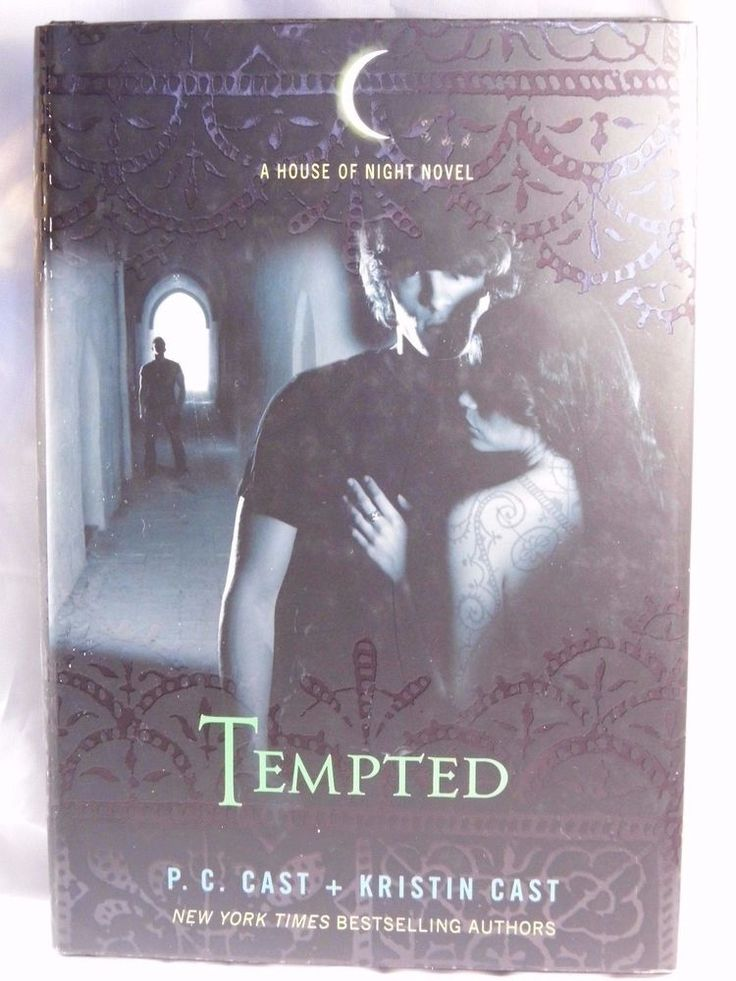 House of Night Novels: Tempted 6 by P. C. Cast and Kristin Cast (2009, Hardcover