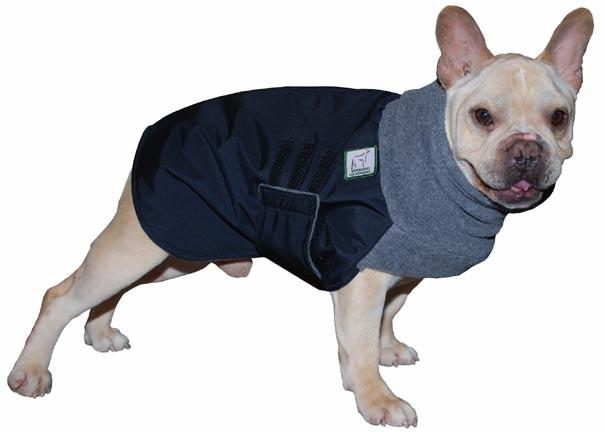 FRENCH BULLDOG Winter Coat, Winter Dog Coat, Waterproof