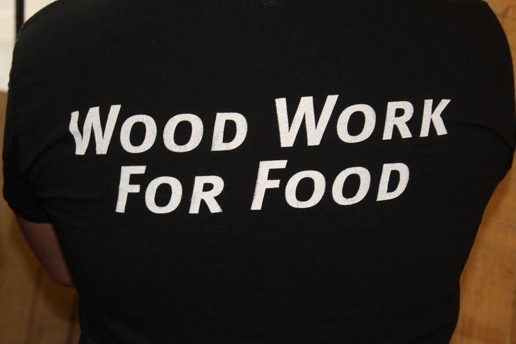 Wood Pun T-Shirts