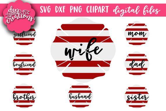 Maltese Cross Family Bundle Svg Dxf Png Clipart Supplies Etsymktgtool Maltesecrosssvg Cutfile Svgfile Svgforcricut Clip Art Custom Creations Fire Mom
