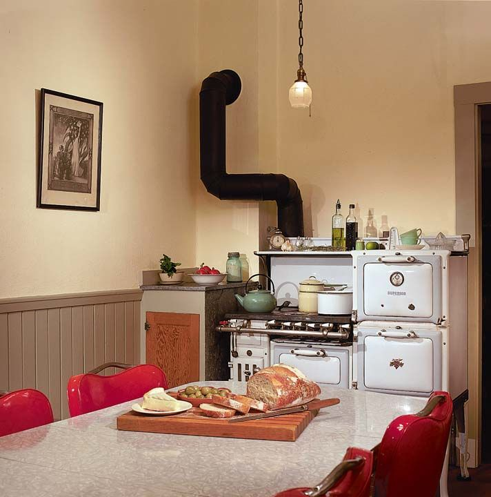 Victorian Kitchen Remodel Painting: 170 Best Early 1900s Kitchens Images On Pinterest