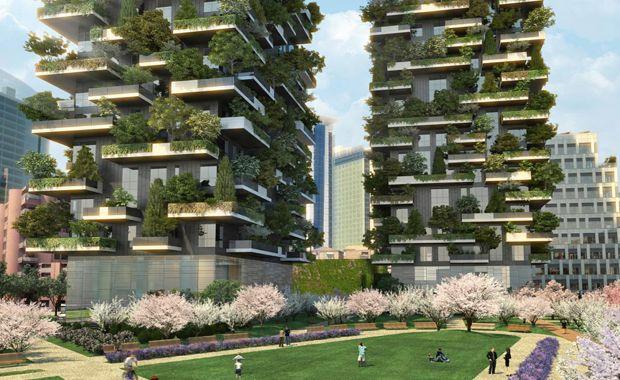 Project Focus: World's Most Beautiful Skyscraper in 'Porta Nuova' Milan - TheUrbanDeveloper.com