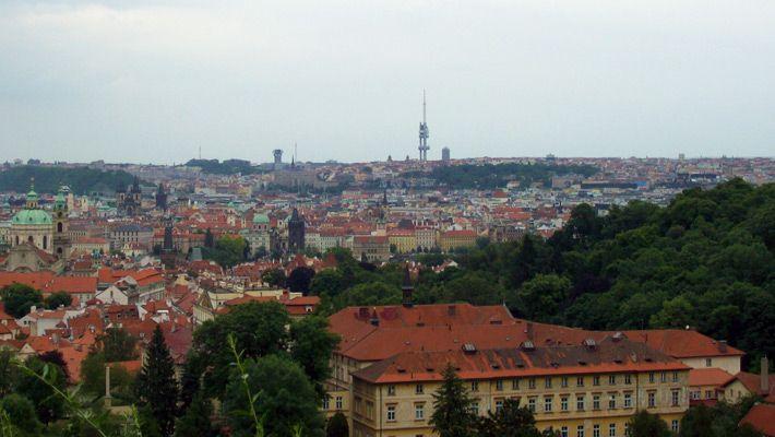 Panorama Praga O vacanta in Praga in imagini - galerie foto. Vezi mai multe poze pe www.ghiduri-turistice.info