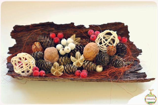 decoração Vekoria.Handmade para casa: Decoração do Natal