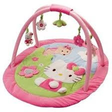hello kitty baby play mat - Google Search