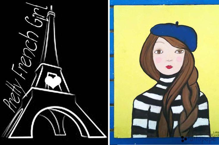 PRETTY FRENCH GIRL
