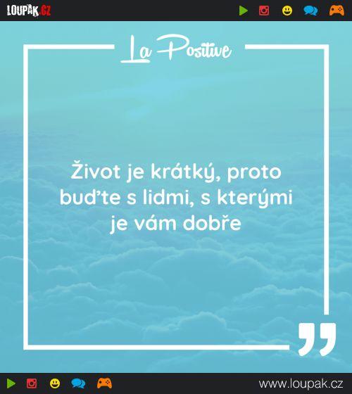 """Résultat de recherche d'images pour """"život je příliš krátký na to  citaty"""""""