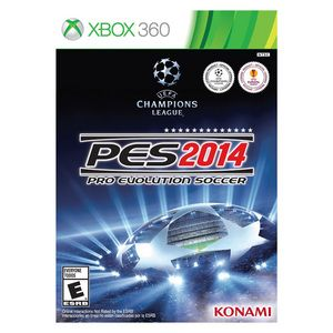 Pro Evolution Soccer 2014 for Xbox 360  Release Date: 9/24/13 Pre-Order Today!