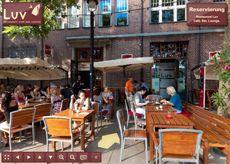 Restaurant Luv, Schlachte, Bremen