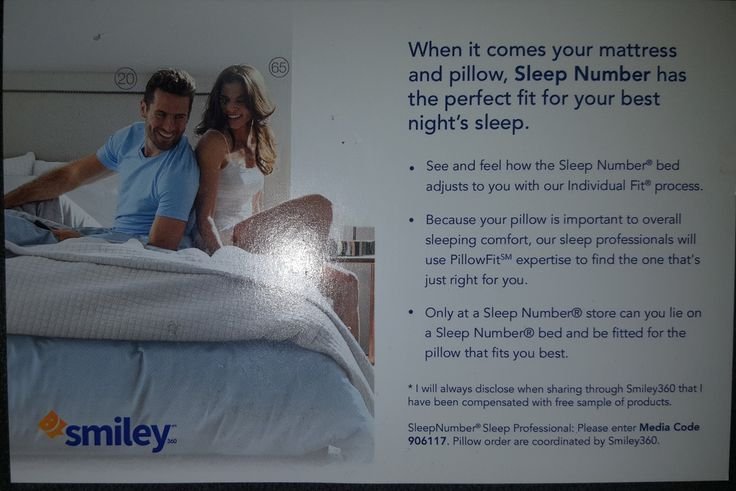 #ad #freesample | Sleep comfortably Sleep number bed ...