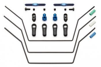 In Stock and Shipping: Factory Team Anti-roll Bar Kits for the B5 & B5M