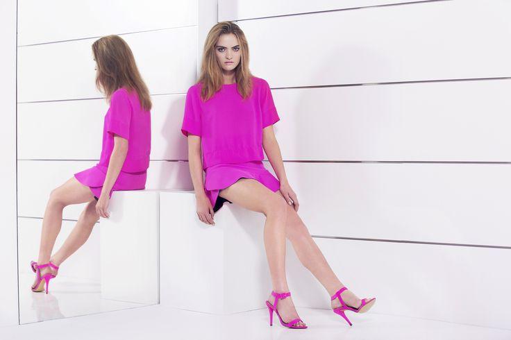 Zadie http://www.sirenshoes.com.au/zadie.html?color=Pink+Neoprene