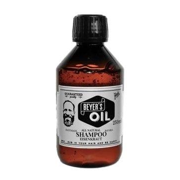 Beyer's Oil Shampoo Eisenkraut 250ml  Na endlich. Der gute alte Bastian Beyer hat sich lange Zeit gelassen, ein weiteres Produkt auf den Markt zu bringen, aber da ist es: Das Beyer's Oil Shampoo Eisenkraut ist ein Bart- & Haarshampoo und bietet dir die perfekte Pflege für Bart und Haupthaar. www.blackbeards.de #beardwash #bartshampoo #haarshampoo #shampoo #beardsoap #nature #natürlich #grooming #beard #bartpflege #beardgrooming