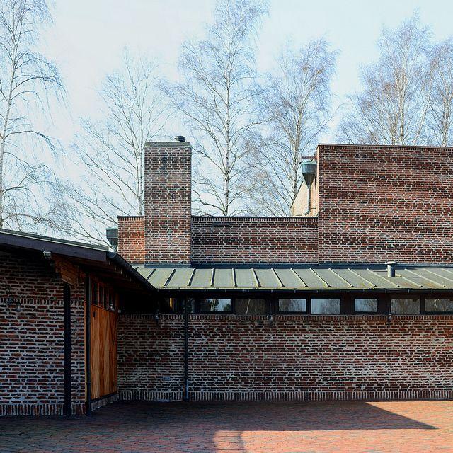 islev kirke / copenhagen / dk / inger + johannes exner / 1970