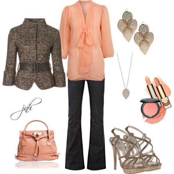 Peach, created by jillhammel.polyvo...