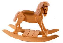 Plans for building your own rocking horses that you can buy Updating a Classic Woodworking Project Paper Plan