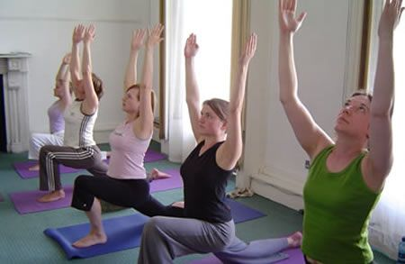 Tips How To Cure Asthma Through Yoga