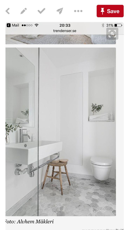 Tecaz bathroom suites - Grey Tileswhite Tilesgrey Floor Tiles Bathroomgrey Bathroom Decorbathroom Towel Railsbathroom Greenbeach House Bathroombath Tilestiles For Bathrooms