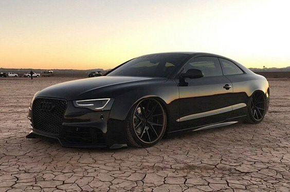 Audi automobile – attraktives Image