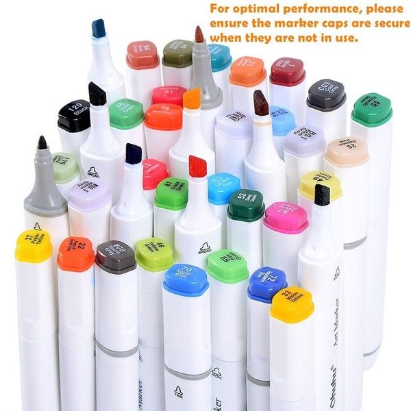The 25+ best Ohuhu markers ideas on Pinterest | Copic pens, Copic ...
