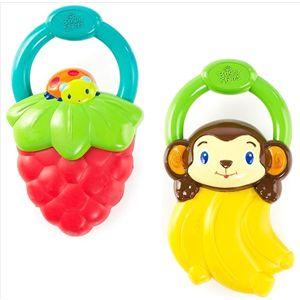 Bright Starts Rating Teether Titreşimli Meyva Dişlik Dünyanın önde gelen markalarından Bright Starts bebeklerinizi eğlenceli oyunlar ile gelişmeye davet ediyor birbirinden şık ve muhteşem ürünleri mağazalarımızdan temin edebilirsiniz