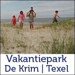 De Krim Texel heeft verschillende zomerdeals aangekondigd.  Deal 1: Week Kamperen v.a. € 199 !  Deal 2: Bungalows op Texel: v.a. € 399  Deal 3: Hotel Molenbos v.a € 89 p.n.  Deal 4: Appartement in De Koog v.a. € 109 per nacht!  Deze actie is geldig in juli.