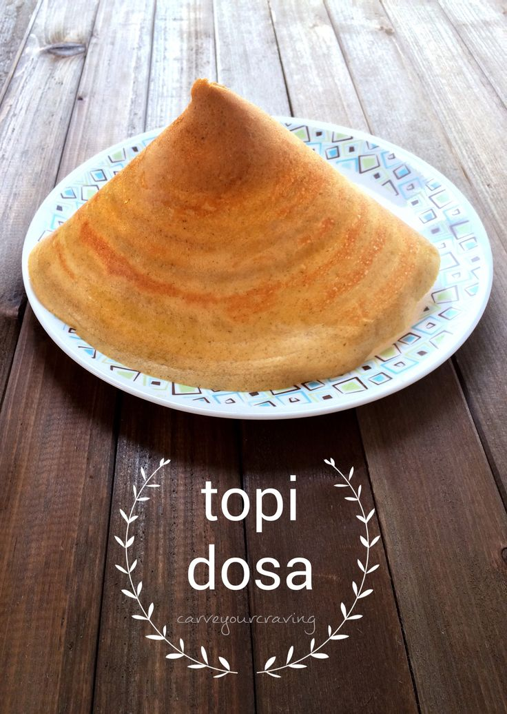 method the perfect dosa recipe rice and lentil crepes a dosa wet ...