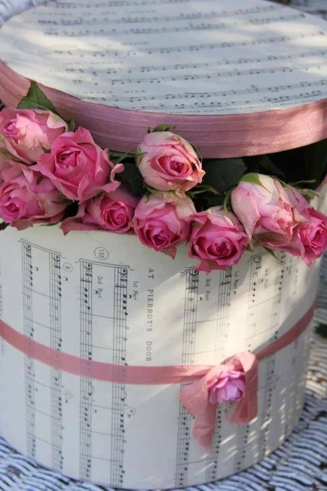 Hello Laurie ♥♥♥ Shabby Chic for you my friend Pink Sonata