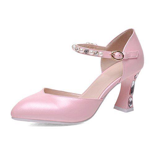 2016Schuhe Fashion Princess/Mit hohen Absätzen Strass Sandalen Baotou/Schuhe/Wulstige Brautjungfern Partei Schuhe - http://on-line-kaufen.de/pumps-17/2016schuhe-fashion-princess-mit-hohen-absaetzen