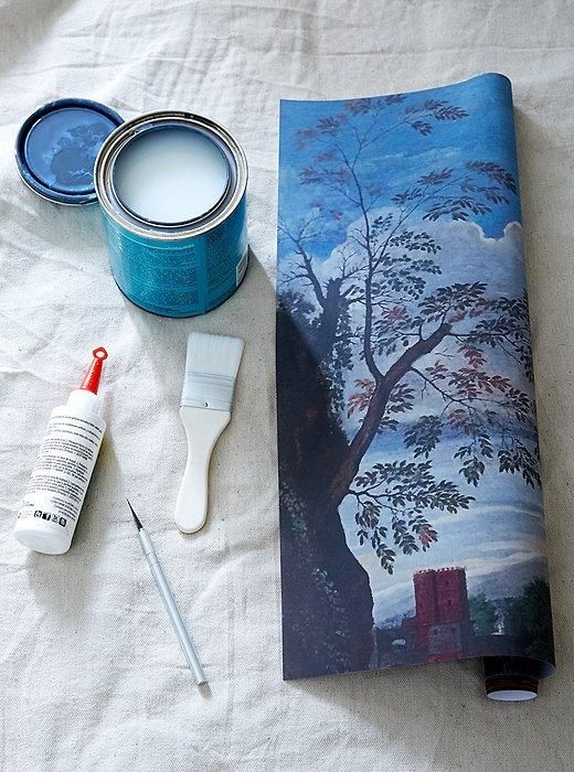 Such a great DIY! You can transfer your favorite image onto furniture. Learn how on our blog...
