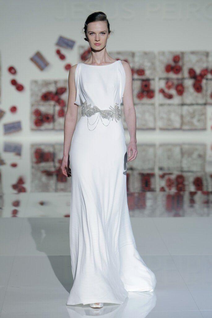 Die 8 verschiedenen Weißtöne von Brautkleidern - wir
