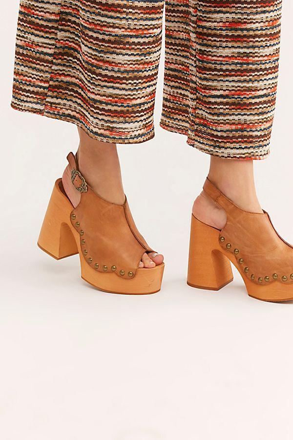 ac7fa9956f1 Slide View 1  Freeform Platform Clog Shoes