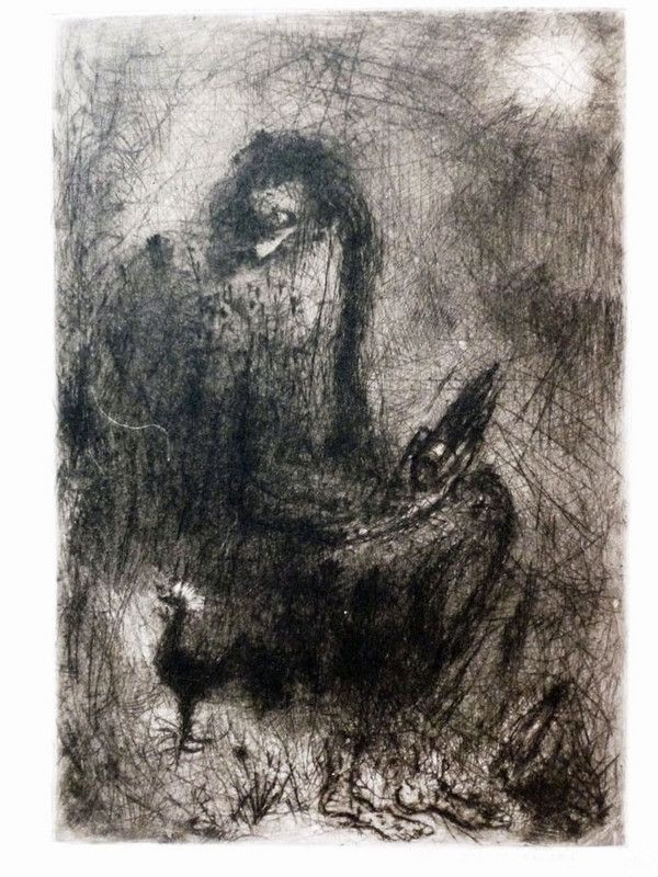 """""""Job"""" by Bohuslav Reynek"""