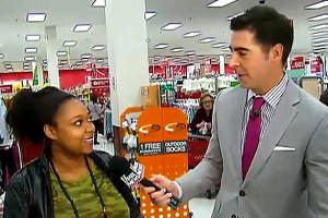 """Fox News' Jesse Watters can't help but make African-Americans and women the butt of his Black Friday """"jokes"""""""