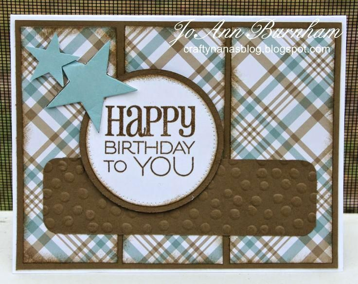 Image Result For Masculine Birthday Card Ideas Masculine