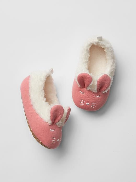 Cozy bunny slippers Product Image