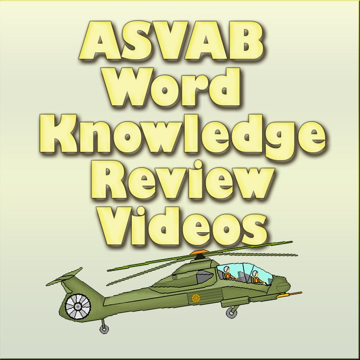 52 best asvab images on pinterest military military personnel httpmometrixacademyasvab word asvab test preptest videomilitary ranksexam fandeluxe Gallery